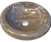 Brown  Color Marble Basin