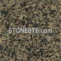 China Green Granite Tile