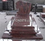 European Style Red Color  Monument