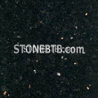 Black Galaxy Granite Tile