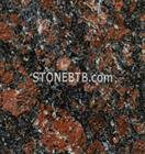 Indian Maple Red  Granite Tile