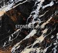 Black Gold  Marble Tile and Slab