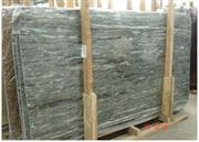Olive Green Granite Slabs and Tiles