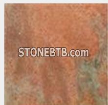 Sunglow Red Marble Tile and Slab