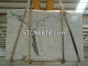 Arabescato Corchia Marble Slab,White  Marble