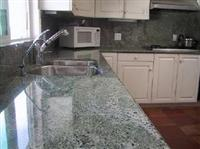 White Piracema countertop