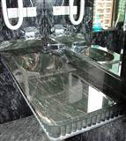 green ranyah countertop