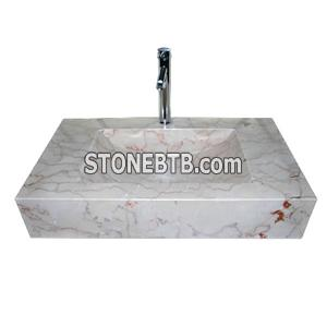 White Marble Sink / Basin