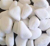 Thassos Snow White Pebbles