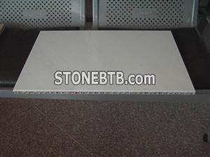 Aluminuium honey comb composite panel