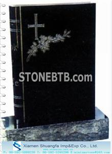 Book Style Tombstone
