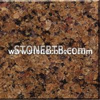 Tropical Brown granite tiles, slabs