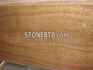Yellow Wooden-Marble
