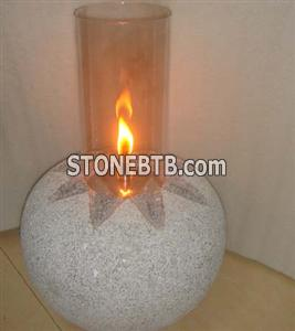 Granite natural stone oil lanterns-003
