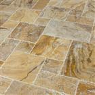 Scabos Travertine Antique Pattern