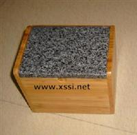Bamboo Box with Granite Lid