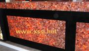 Agate sunshine stone --bar top