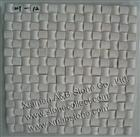 White Travertine Medium mosaic MT-12