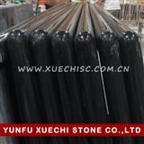 Xuechi Stone Supply natural black granite countertop absolute black granite