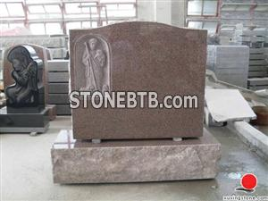 Tombstone-Balmoral Red--Exports America