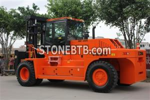 material hanging stone forklift 35 tons