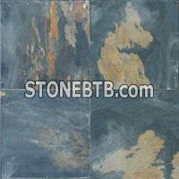 Black Rust Tile