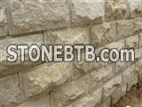 G682 Shandong Rusty Yellow Granite mushroom stone