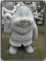 Statues of Disney the Seven Dwarfs