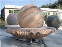 Marble Outside Fountain Ball From China