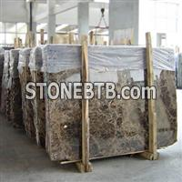 China Marble Spain Dark Emperador Slab