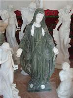 Holy Mother Statue, Sculpture