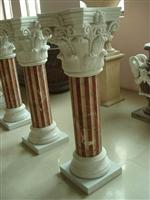 Granite And Marble Colorful Stone Column