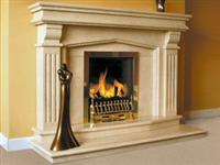 Windsor Natural Marble Fireplace