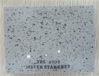 Quartz Slab For Worktop/Silver Star Grey