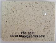 Quartz Slab For Worktop/Irish Diamond Yellow