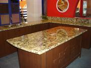 Brazil Yellow granite countertop