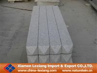Building granite column palisade