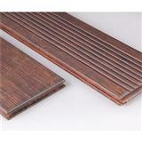 DassoXTR outdoor bamboo decking, wave& smooth surface, reversible , symmetrical BSWO-S W