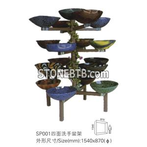 Sink display stand, Basin display SP001