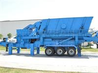 Impact portable crusher