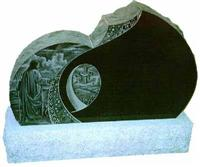 Headstone Carving