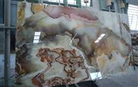 Multilcolor Onyx Slab