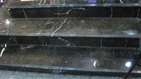 Black Marquina Stairs