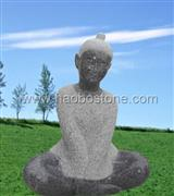Budha Sculpture, Head Statue