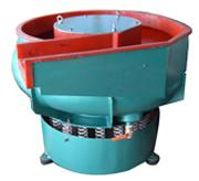 Vibratory Finishing Machines with auto selector gear