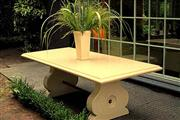 Table in Yellow Dolomite