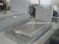 Tombstones and monuments