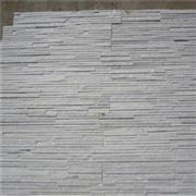 White Quartzite Waterdrip Culture Stone