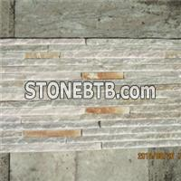 Wooden Yellow Water Drip Culture Stone