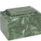 Adults Cremation Urns Green Marble Funeral Urn